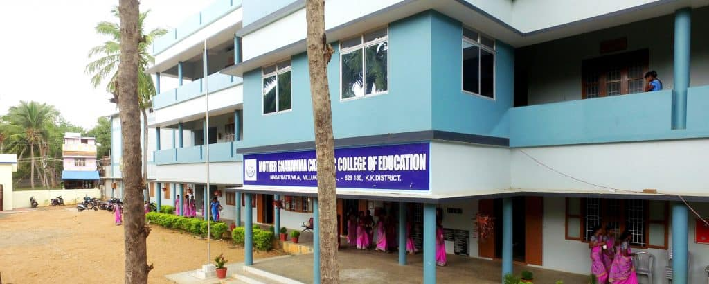 Mother Gnanamma Catholic College Of Education